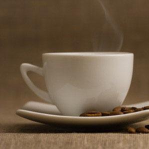 Kopje koffie drinken Massada Nieuw-Vennep