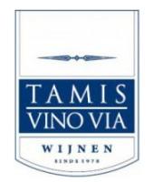 Tamis & Vino Via Wijnen logo Massada Nieuw-Vennep