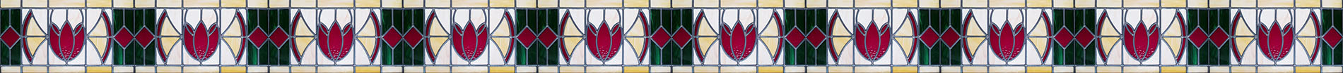 Glas in lood Massada Nieuw-Vennep